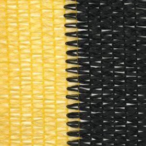 Balisage de signalisation - Référence 2008 jaune/noir