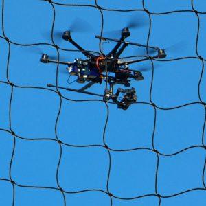 Filet anti-drone - Référence-P1300-040